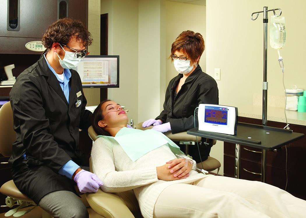 Geoffrey Archibald, DDS, Sedation Dentistry